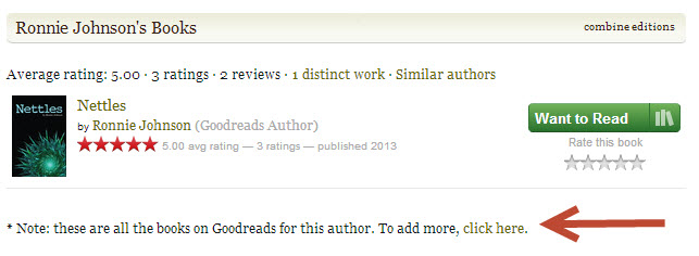 add a current book to goodreads1